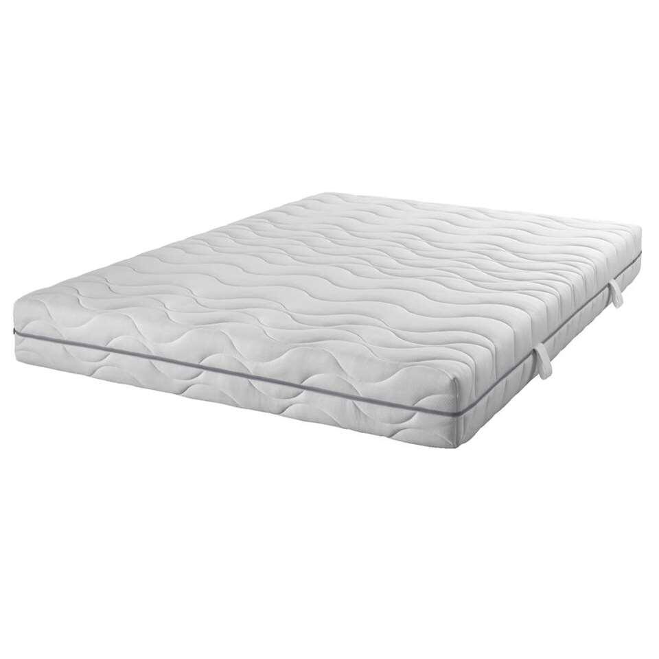 Comfort 500 pocketvering/koudschuim matras - 140x200x22 cm - Leen Bakker