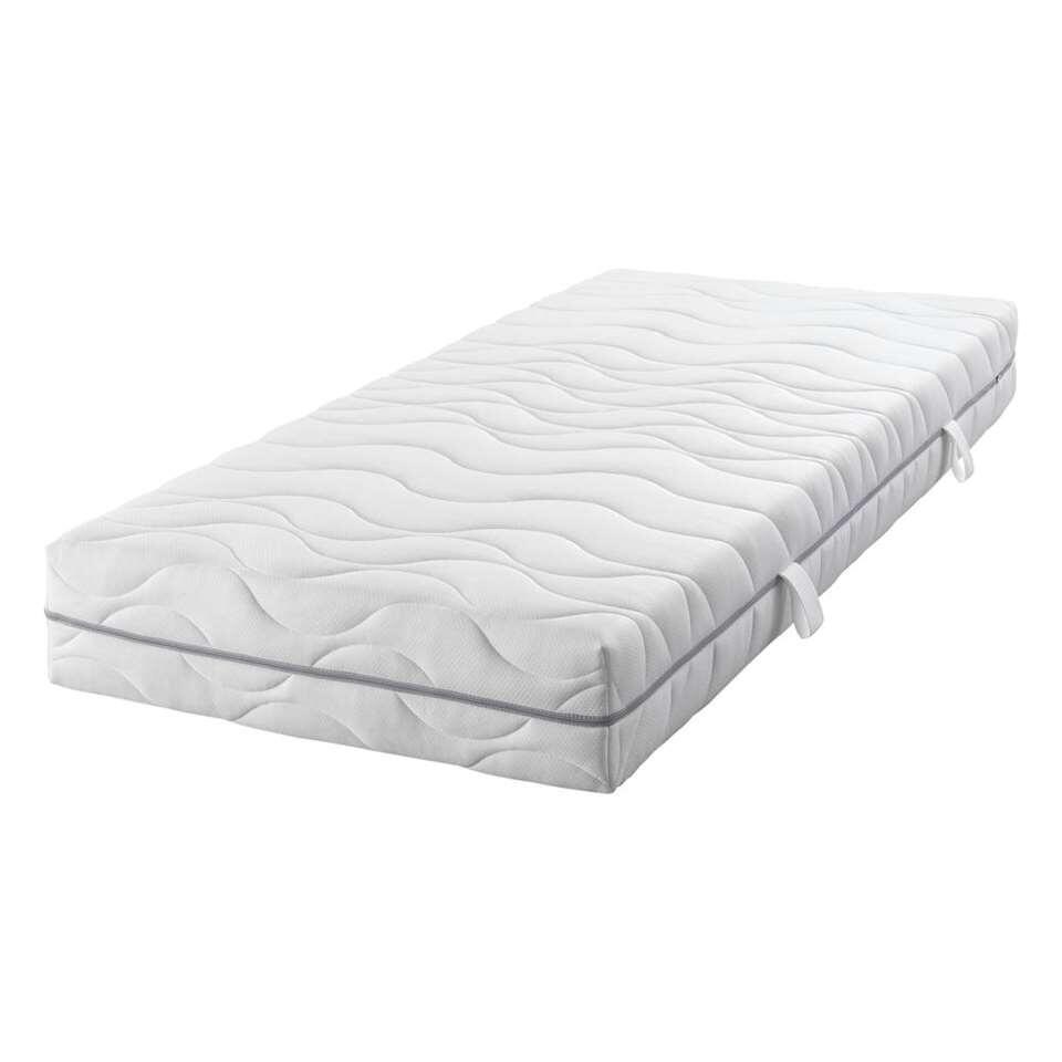 Comfort 500 Firm pocketvering/koudschuim matras - 70x200x22 cm