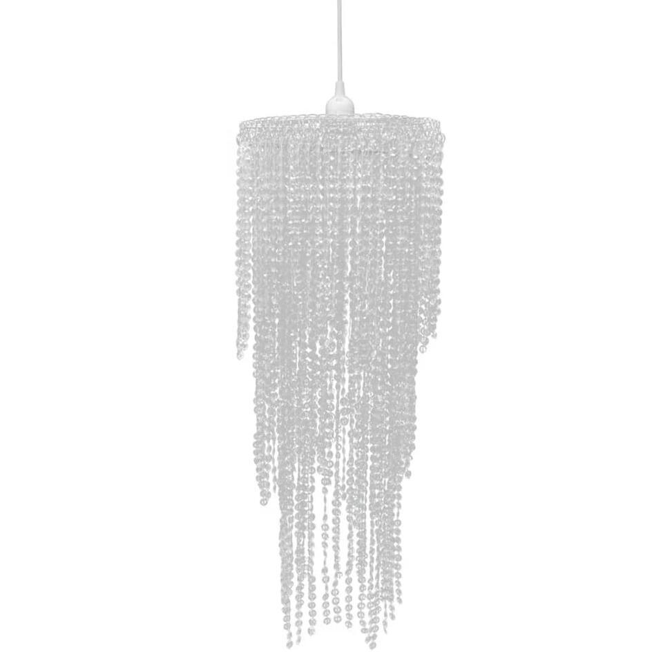 Kroonluchter - met kristallen - 26 x 70 cm