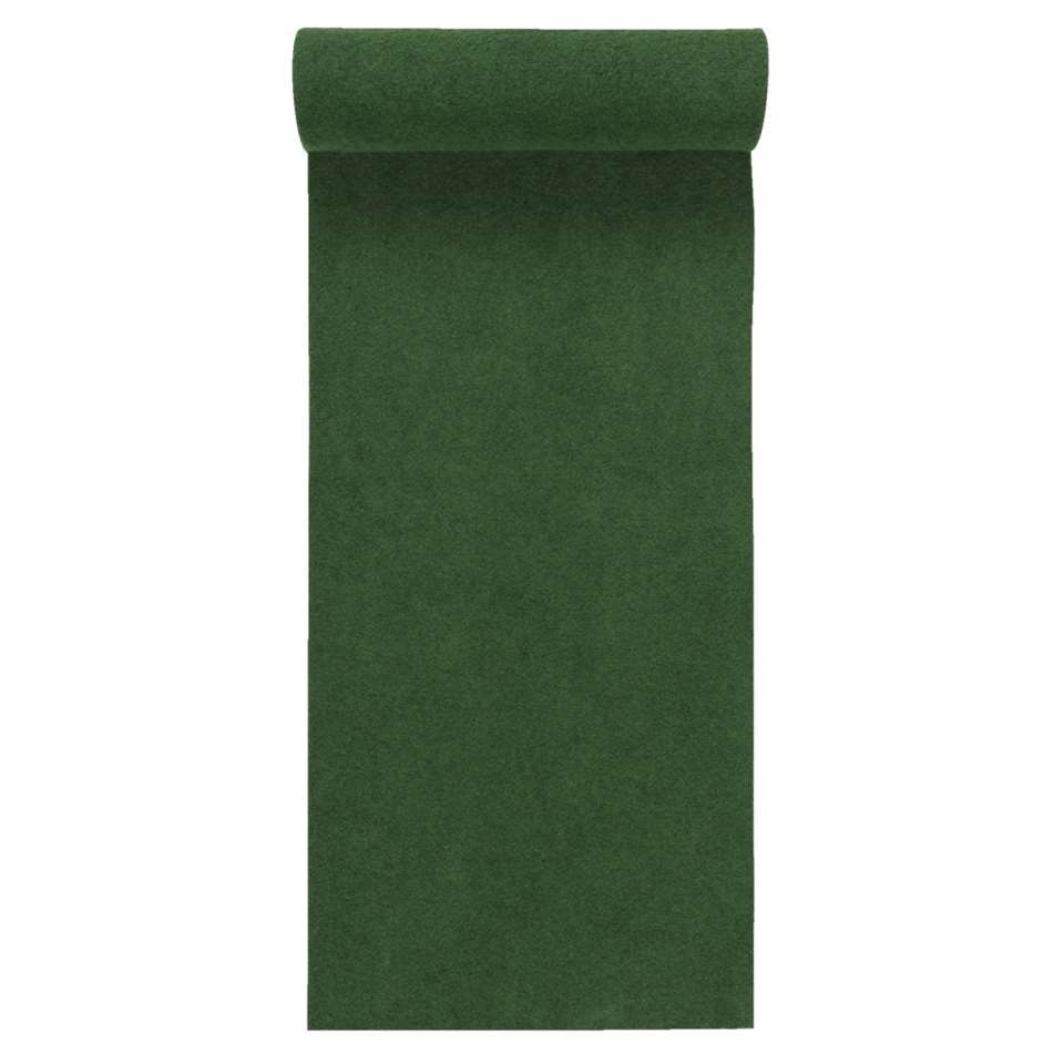 Grastapijt Savanne drainage - groen - Leen Bakker