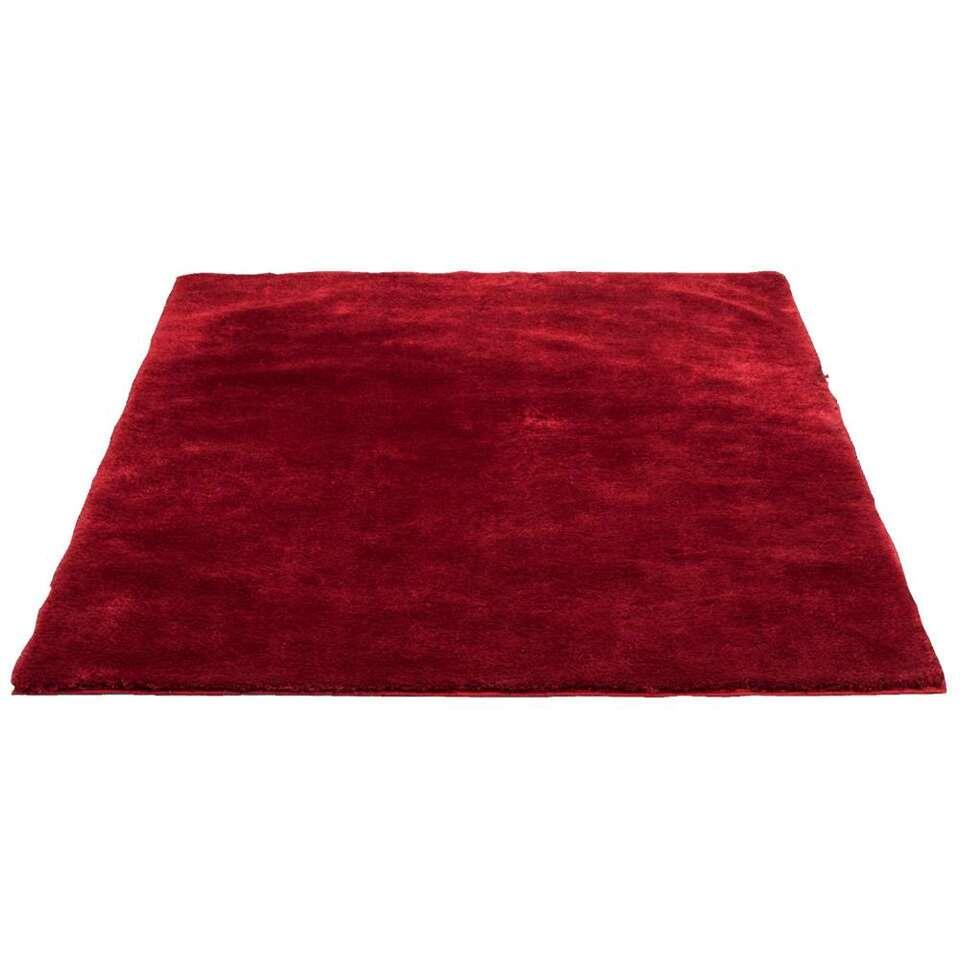 Vloerkleed Tessa - rood - 160x230 cm - Leen Bakker
