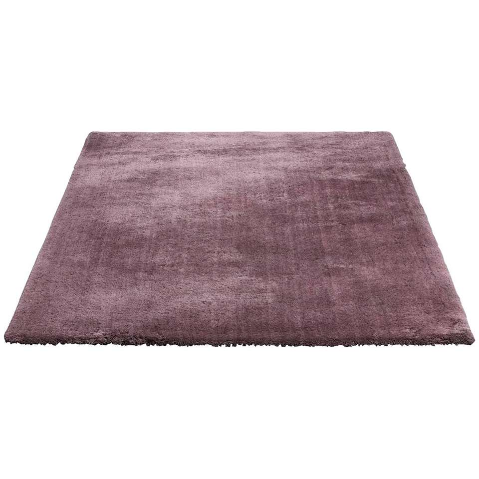 Vloerkleed Charme - oudroze - 160x230 cm - Leen Bakker
