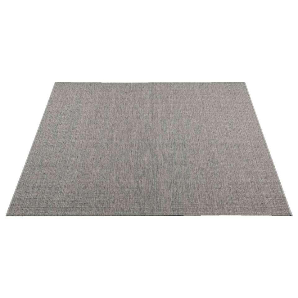 Vloerkleed Summer - grijs - 160x230 cm