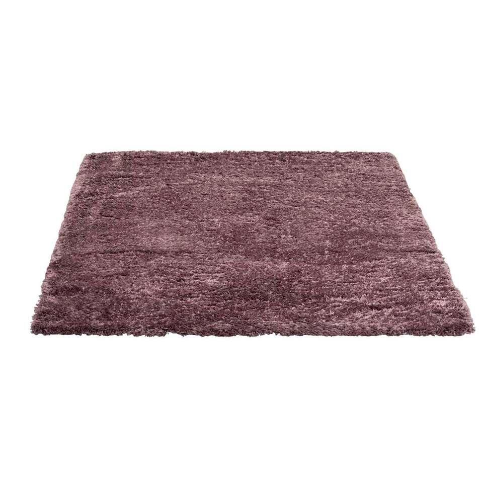 Vloerkleed Skin - lavendel - 160x230 cm