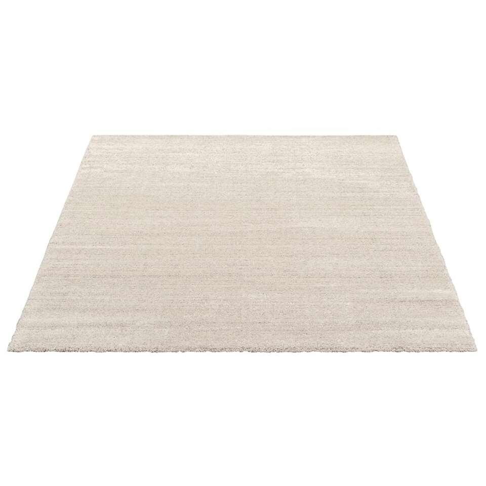 Vloerkleed Coris - donkerbeige - 160x230 cm