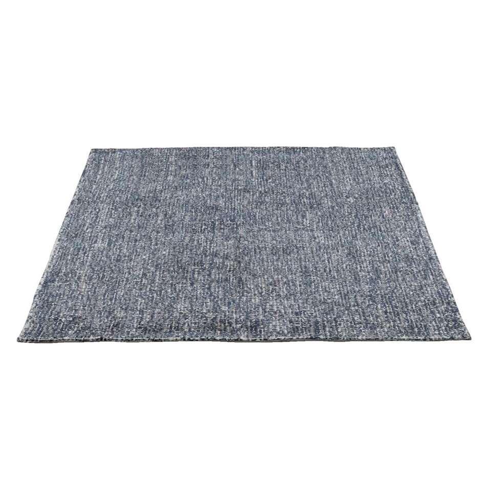 Vloerkleed Hawksbill - grijs/blauw - 160x230 cm