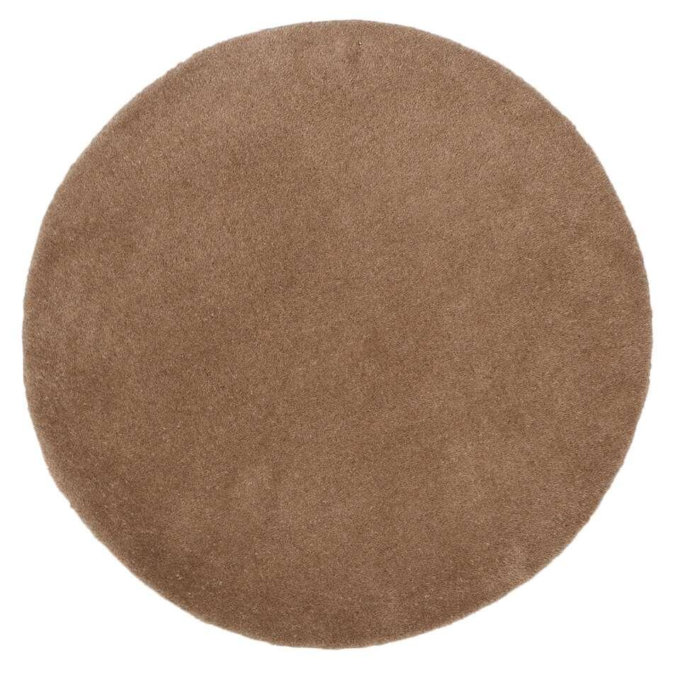 Vloerkleed Colours - taupe - 68 cm