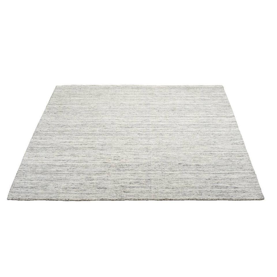 Vloerkleed Jafari - naturel/grijs - 160x230 cm