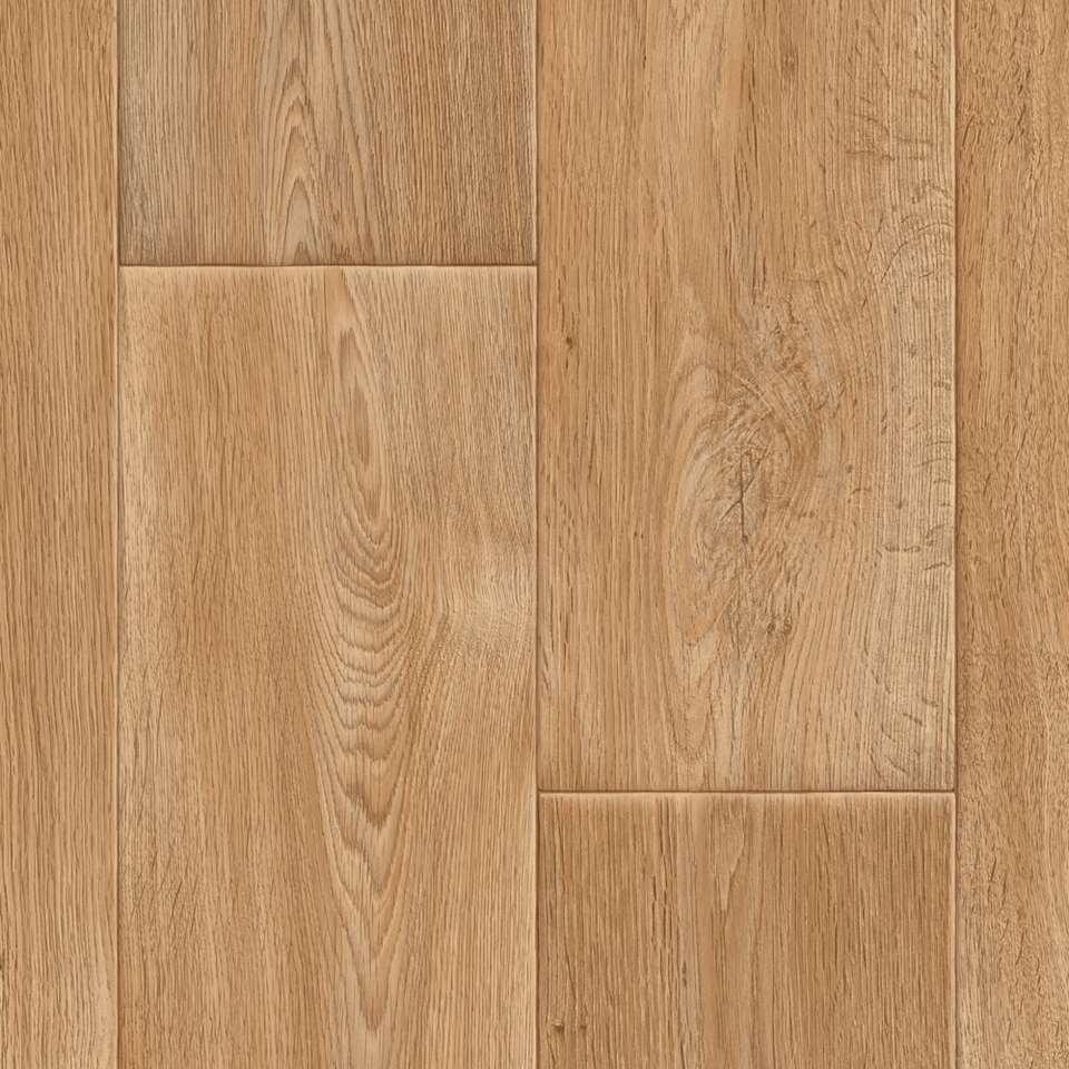 Vinyl Tempo Chestnut Oak - bruin - Leen Bakker