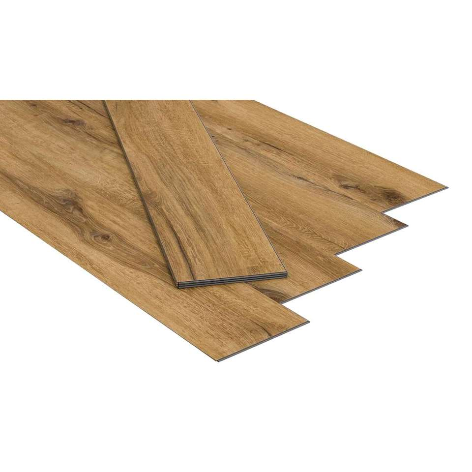 PVC vloer Creation 30 Clic - Cedar Brown - Leen Bakker