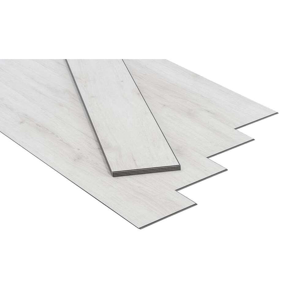 PVC vloer Senso Clic 55 Premium - Sunny White