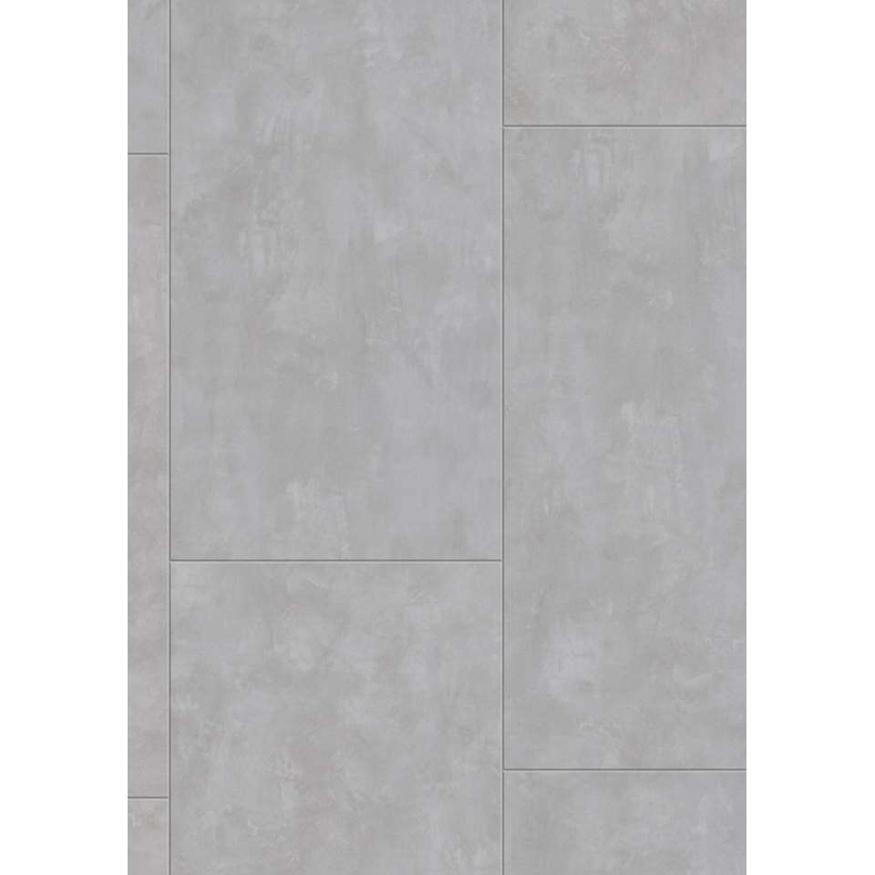 PVC tegel Senso Clic 55 Premium Manhattan Clear Leen Bakker