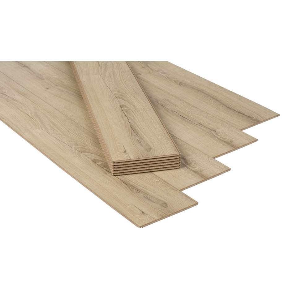 Laminaat Living - natural oak