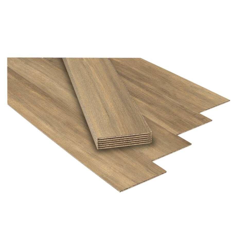 Laminaat Trilogy - bruin (10 planken)