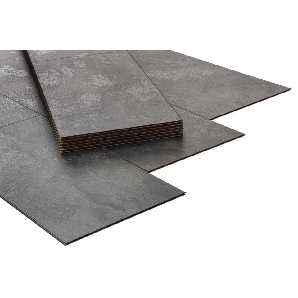 Laminaat Stone-Slate heeft de optiek en het karakter van echte tegels! Het laminaat oogt erg luxe en is van hoge kwaliteit. Geschikt voor intensief huishoudelijk gebruik. Wordt verkocht per vierkante meter.