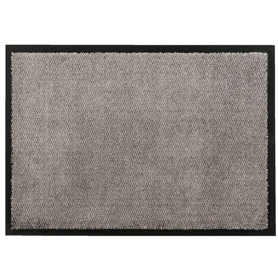 Mat Soft&Chic - taupe - 50x75 cm