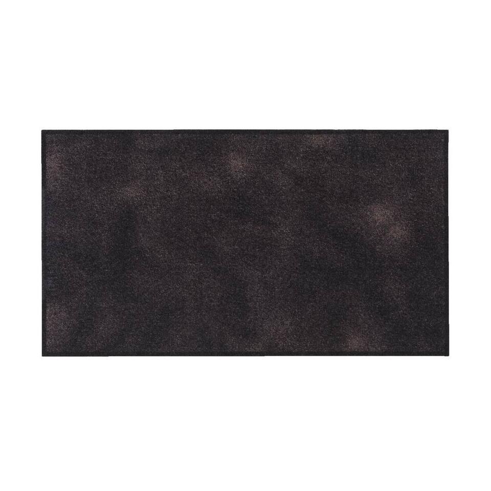Mat Universal - zwart - 67x120 cm