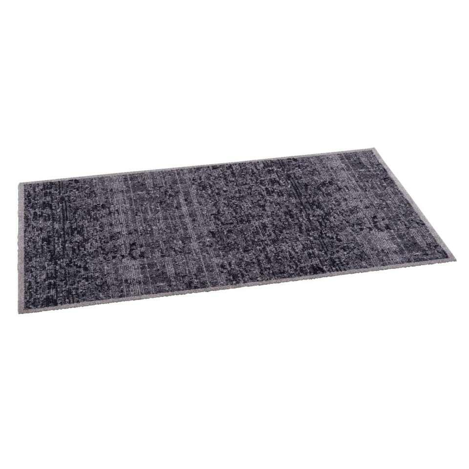 Mat Universal Velvet - antraciet - 67x120 cm