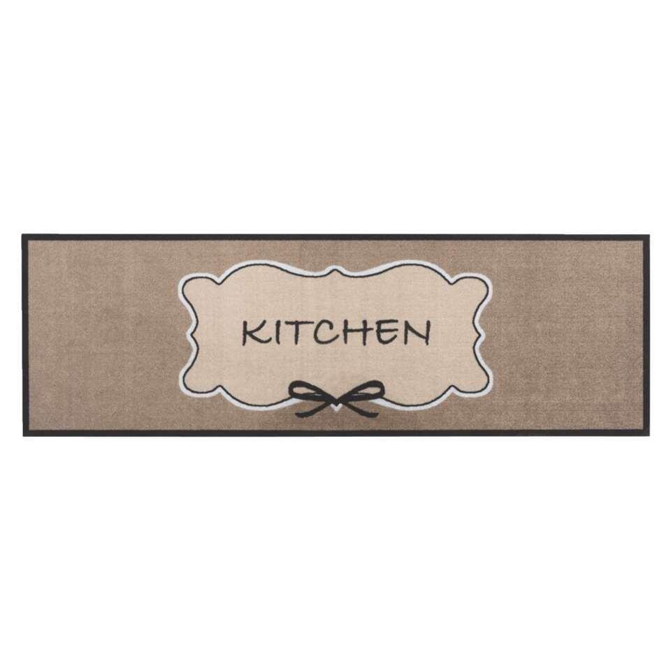 Keukenloper Kitchen Bow – 50×150 cm – Leen Bakker
