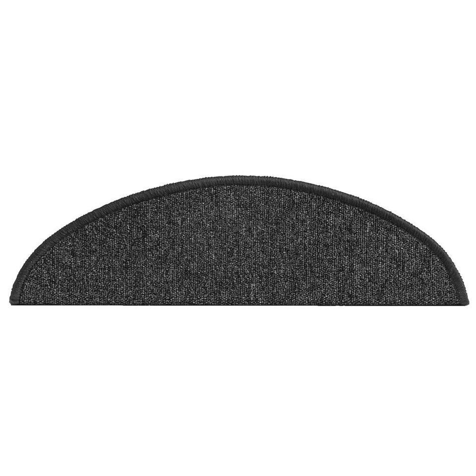 Trapmat Sprint-step - zwart (16 stuks)
