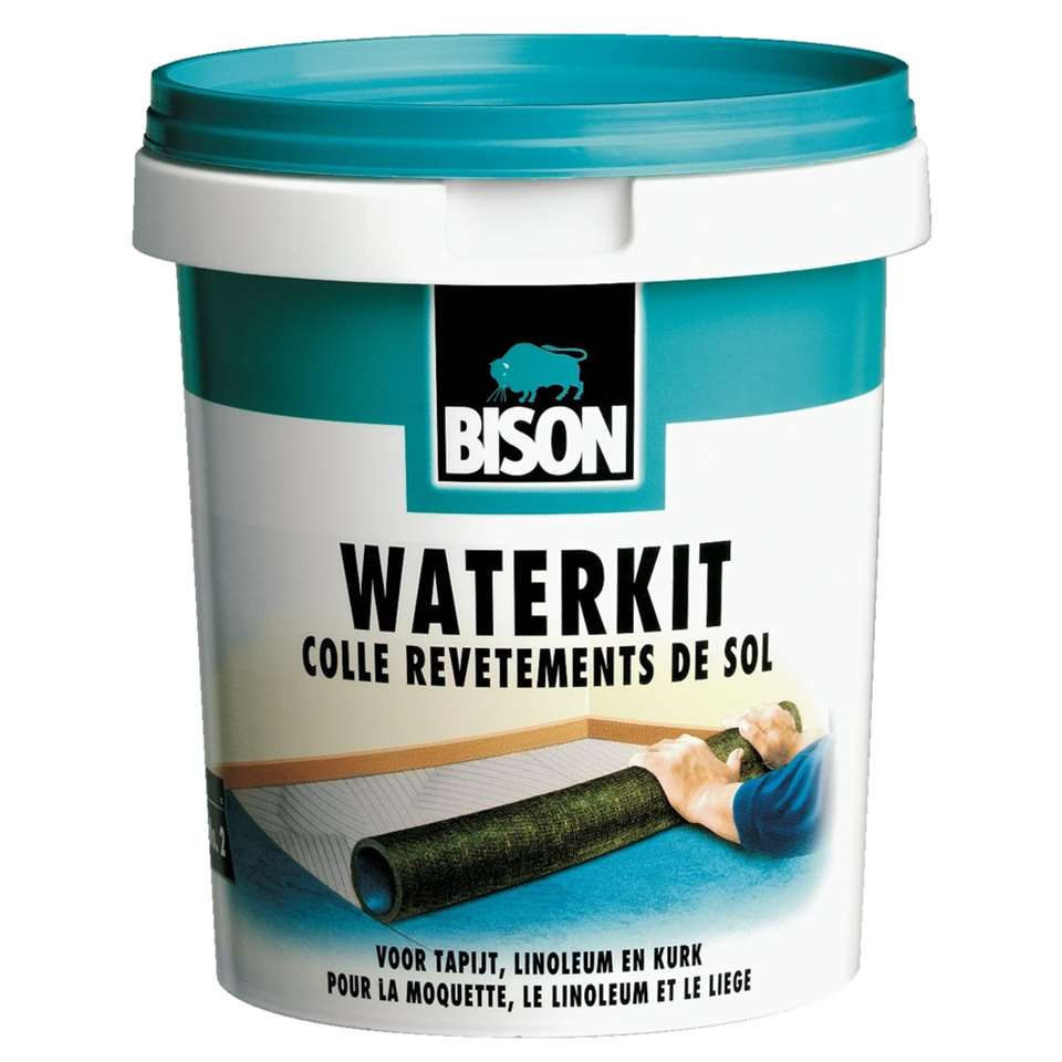 Lijm Bison waterkit