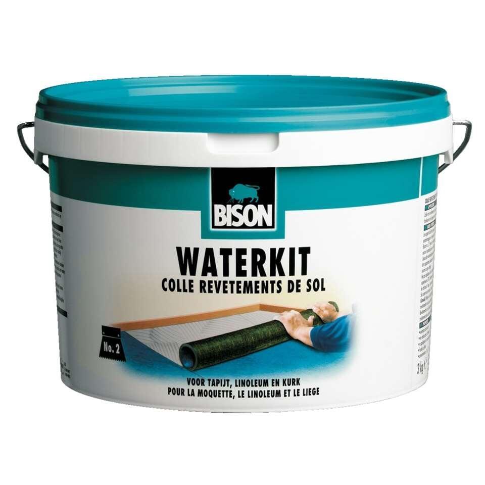 Kant en klare lijm voor vloerbedekking, linoleum en wandkurk. Lijm op waterbasis.