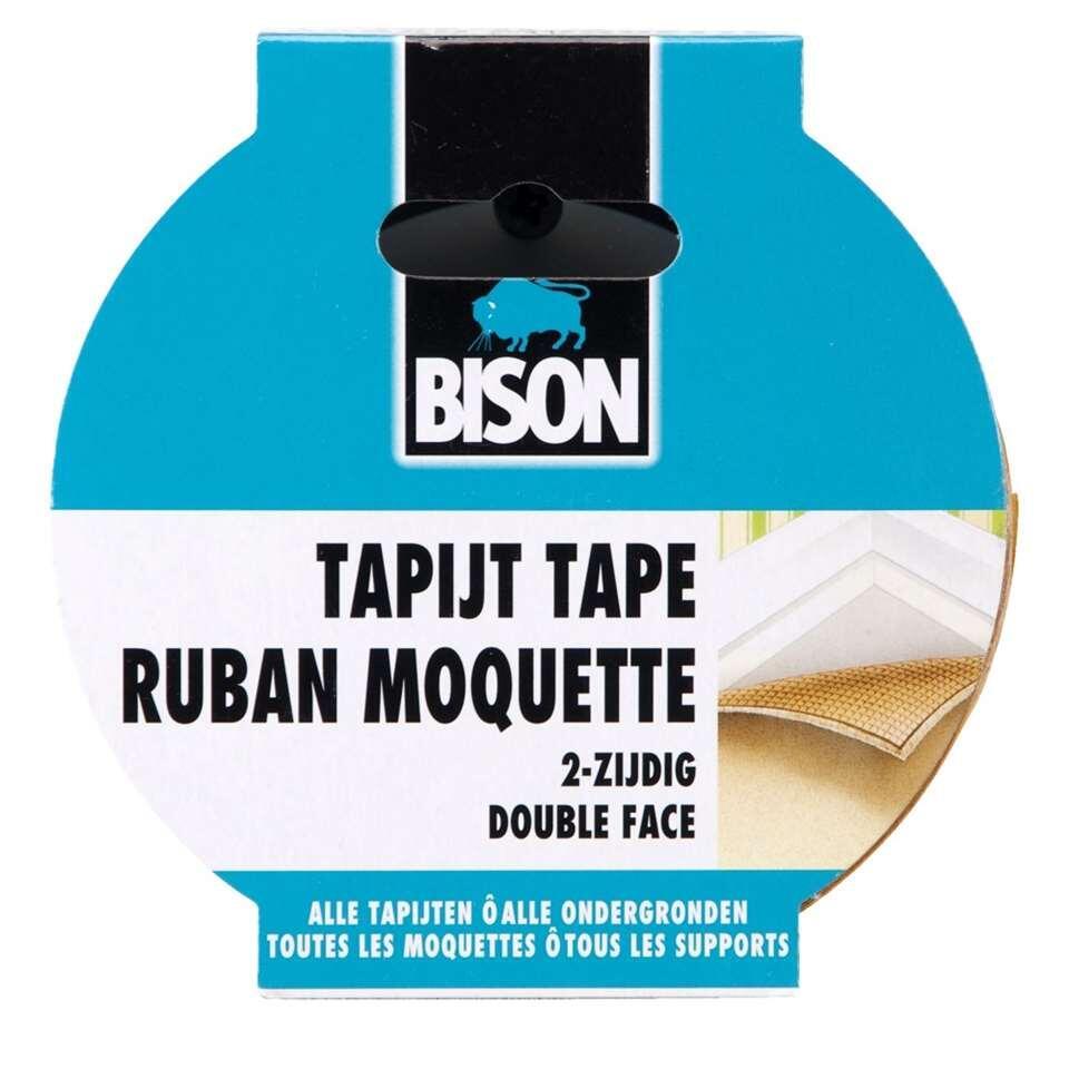 Deze tapijt tape is een dubbelzijdige zelfhechtende lijmstrip op rol. De tape is transparant.
