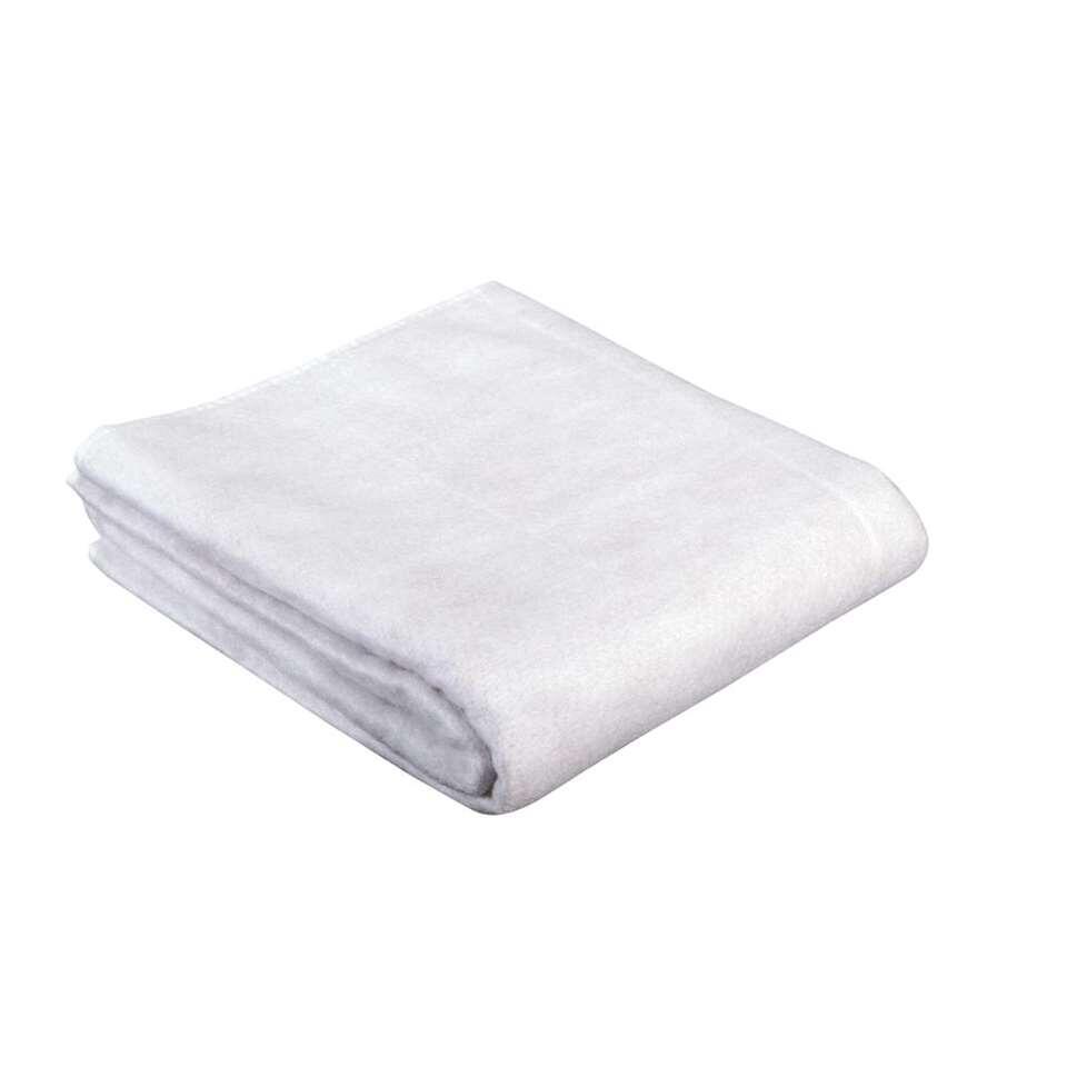 Ondermatrasbeschermer Jute is isolerend en luchtdoorlatend. Het matras wordt zodoende optimaal beschermd tegen de bedbodem, stof en condensvocht. Deze ondermatrasbeschermer is gemaakt van polyester en is ecrukleurig.