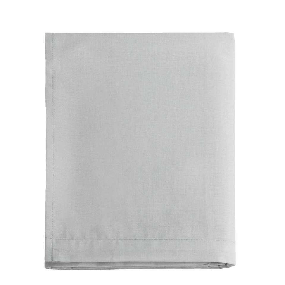 e995edef63a Laken katoen - grijs - 150x250 cm