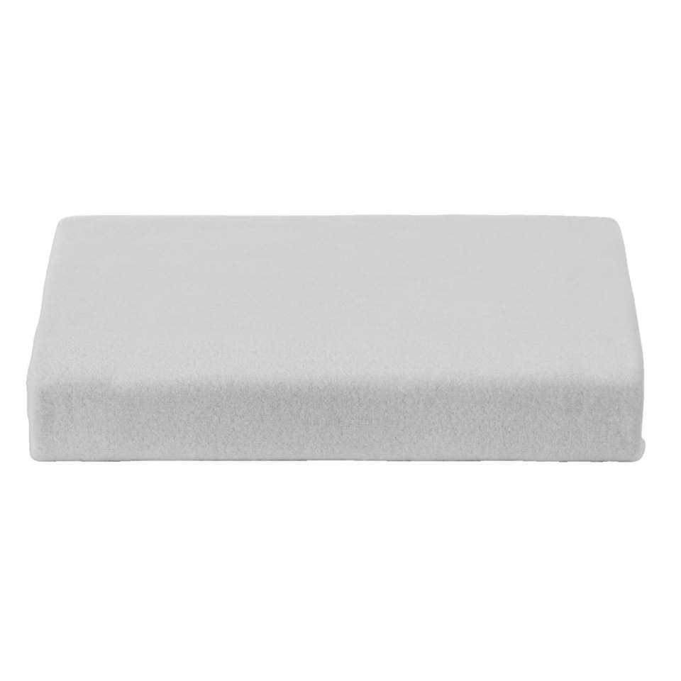 Zachte molton in hoeslakenmodel van zware kwaliteit. Perfect om je matras te beschermen. Heerlijk zacht voor een zorgeloze nachtrust.