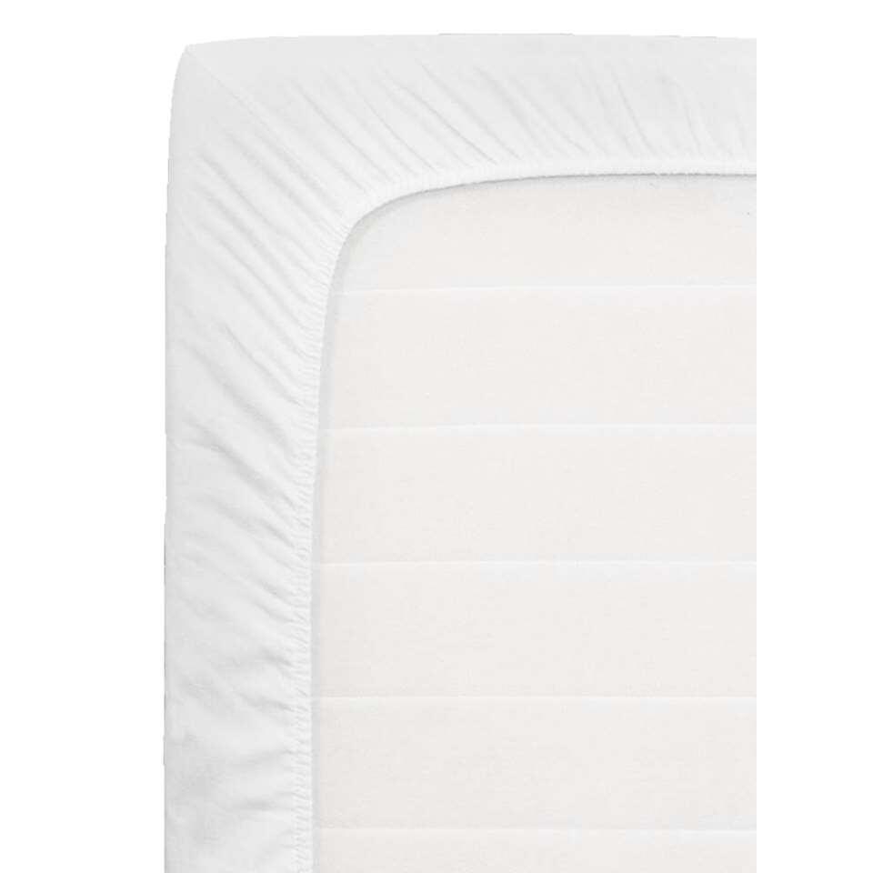 Molton topdekmatras - 90x210/220 cm - Leen Bakker