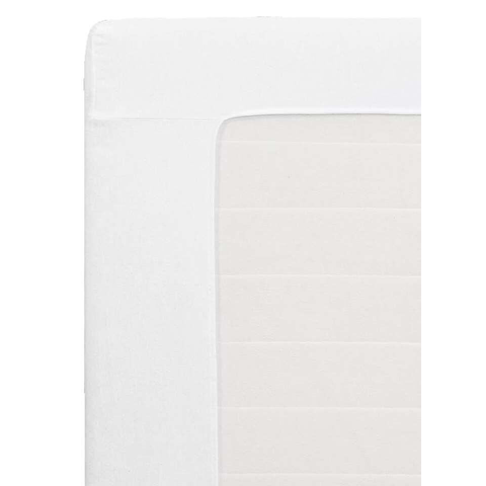 Molton splittopdekmatras - 160x200 cm