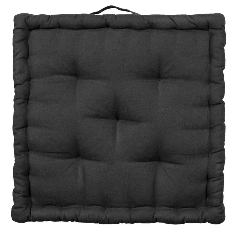Lekker relaxen doe je het best op dit comfortabele matraskussen! Richt een knus hoekje in voor visite of gewoon lekker voor jezelf en het loungen kan beginnen.