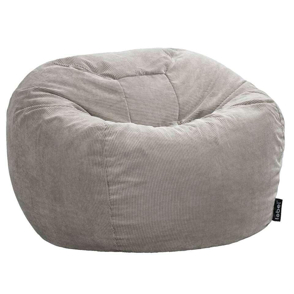 Plof chair - grijs - 108x54 cm