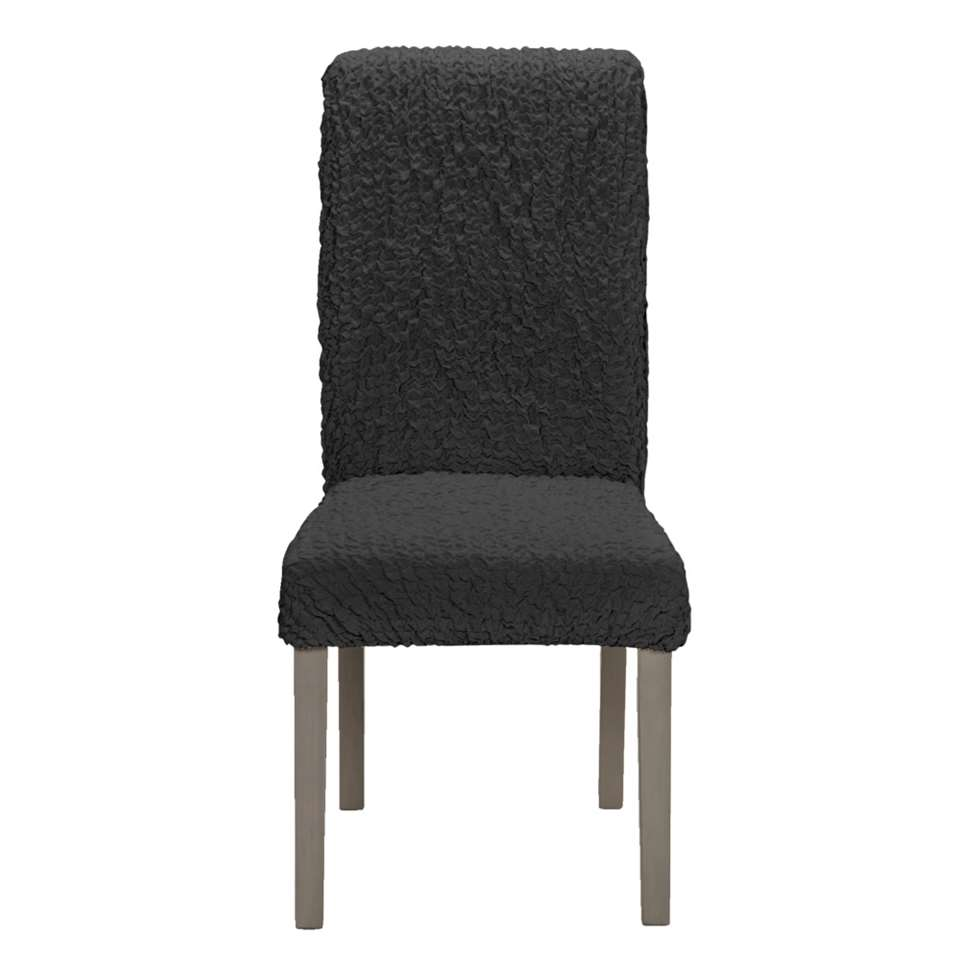 Housse de chaise Josefien - anthracite