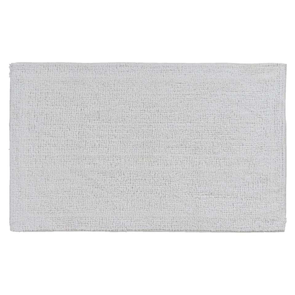 Badmat Matt – wit – 50×80 cm – Leen Bakker