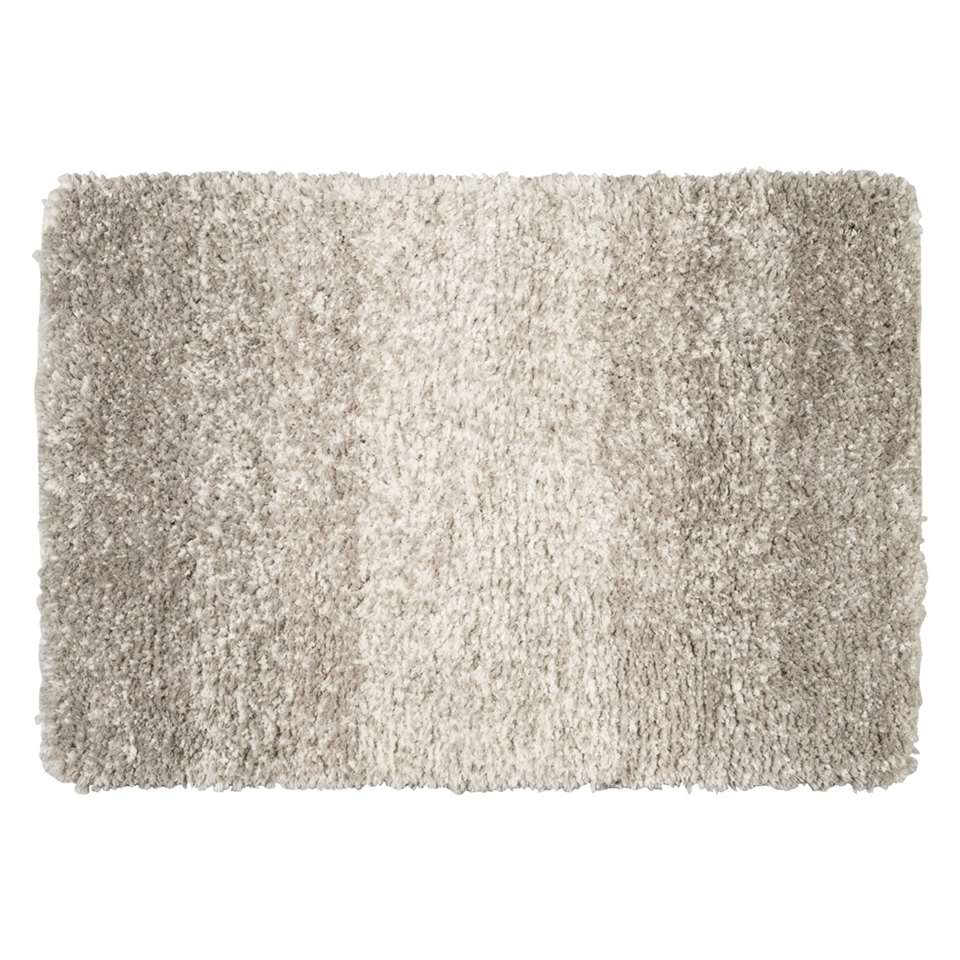 Badmat Owen – taupe – 60×90 cm – Leen Bakker
