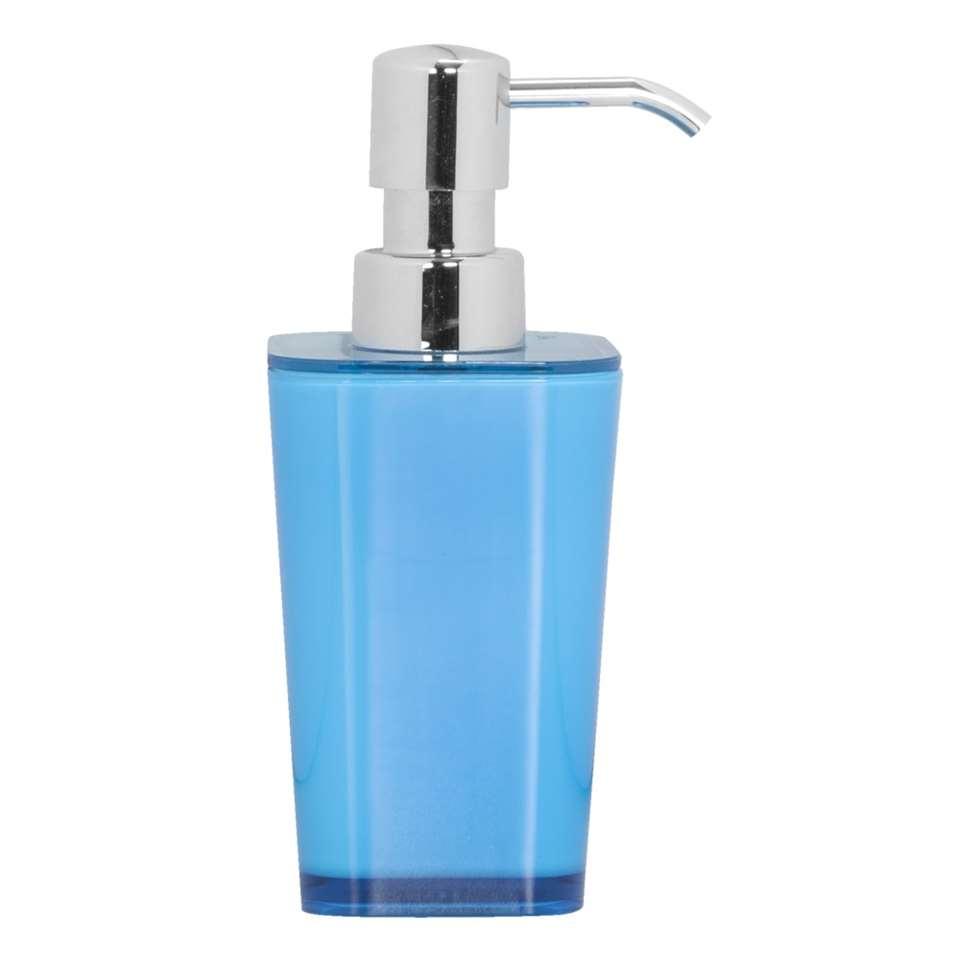 Kleine Wolke zeeppomp Easy - turquoise - 7x17 - Leen Bakker