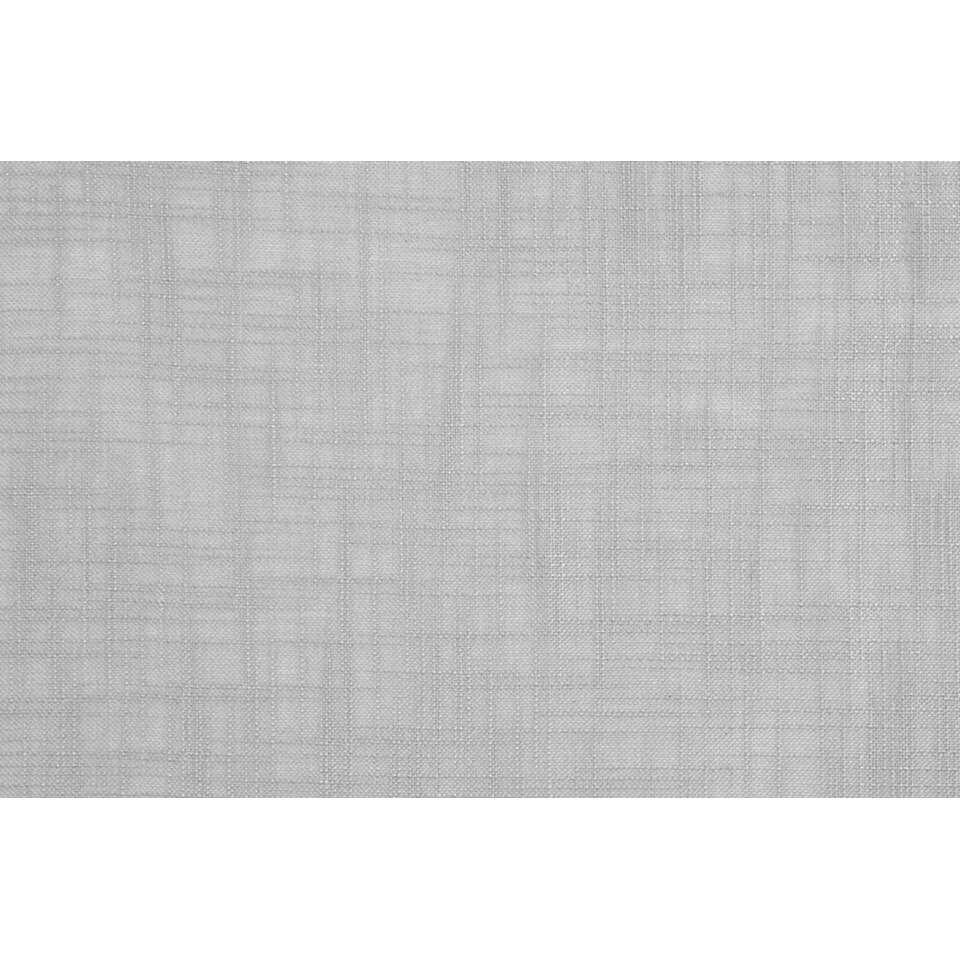 gordijn koert grijs 280x140 cm 1 stuk