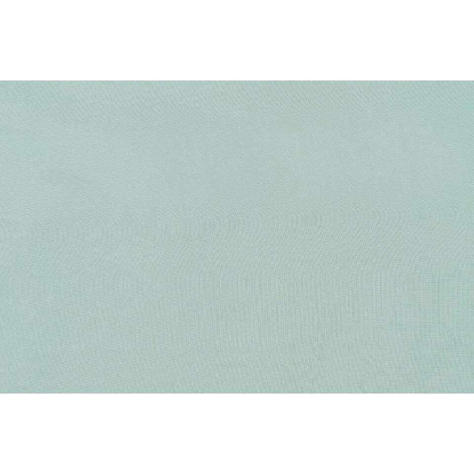 gordijn silke lichtgroen 250x140 cm 1 stuk