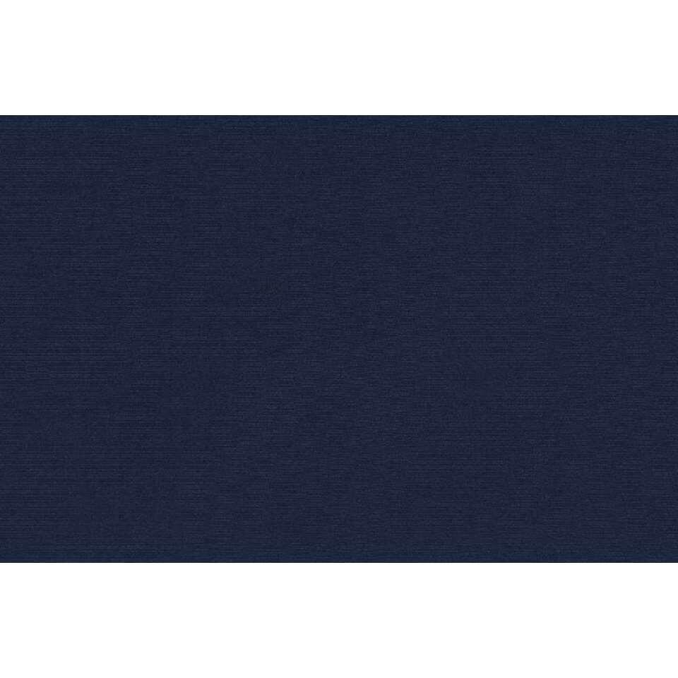 gordijn robin donkerblauw 280x140 cm 1 stuk