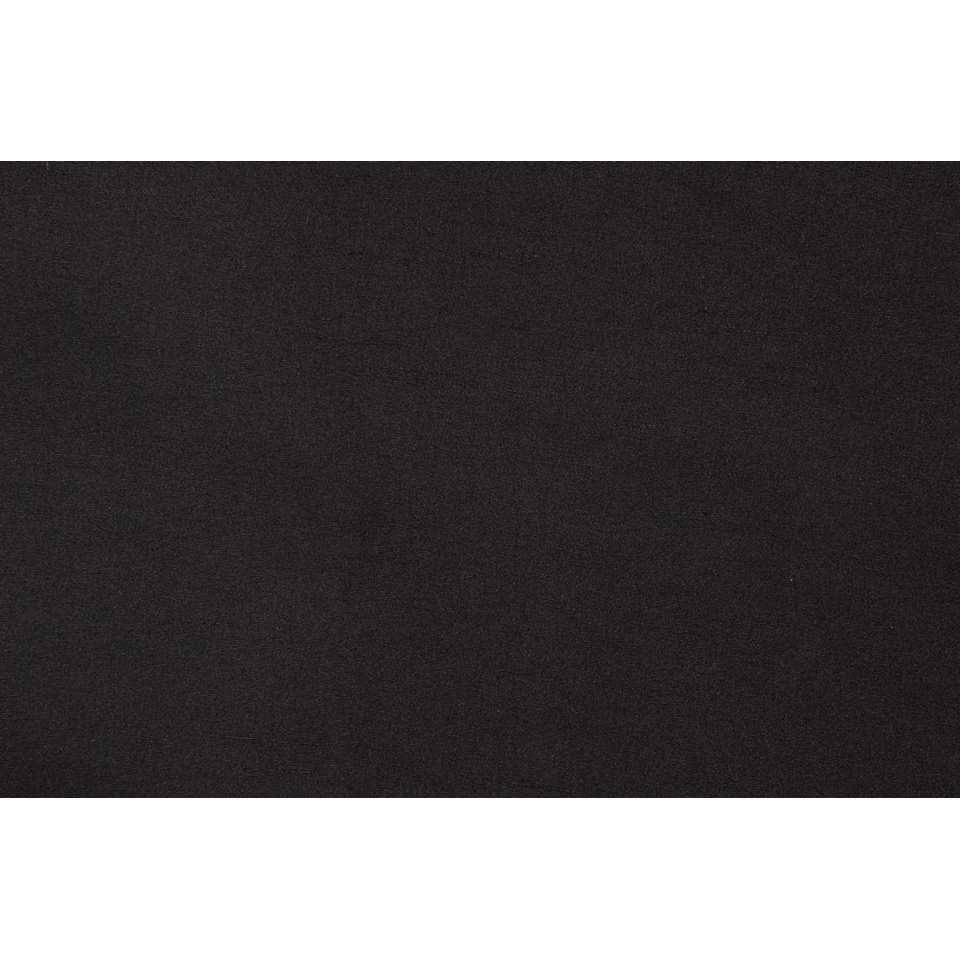 gordijn nadia zwart 220x140 cm 1 stuk