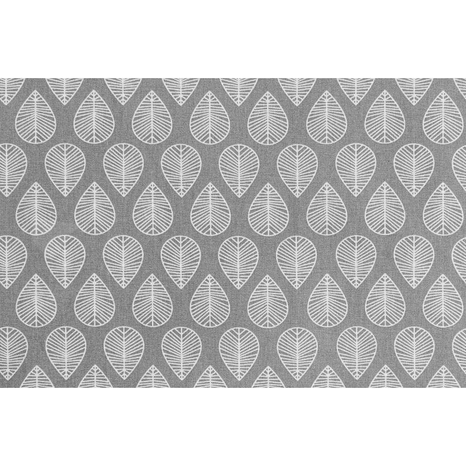 gordijn malmo lichtgrijs 250x140 cm 1 stuk