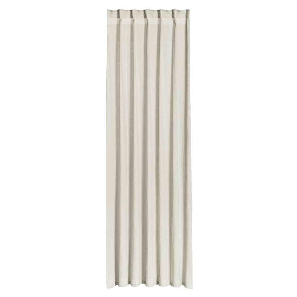 Gordijn Selena - off-white - 250x140 cm (1 stuk)