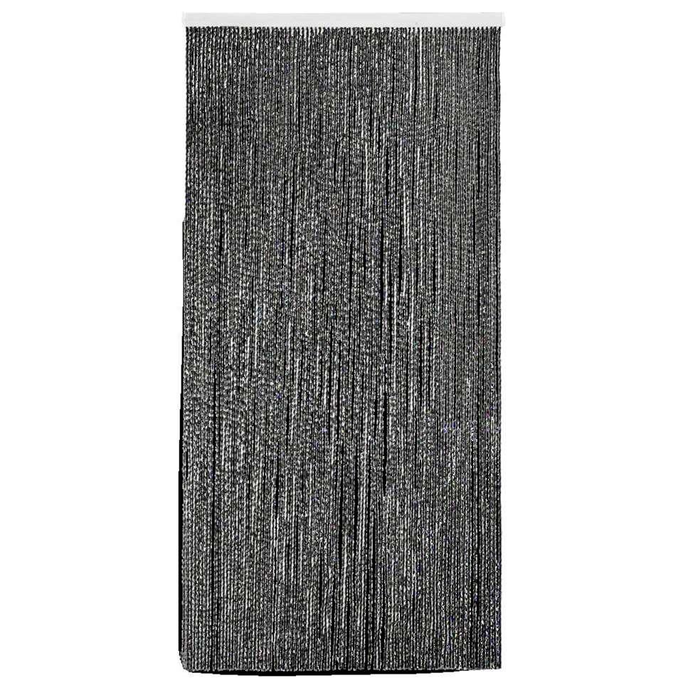 Deurgordijn Alcampo - zwart