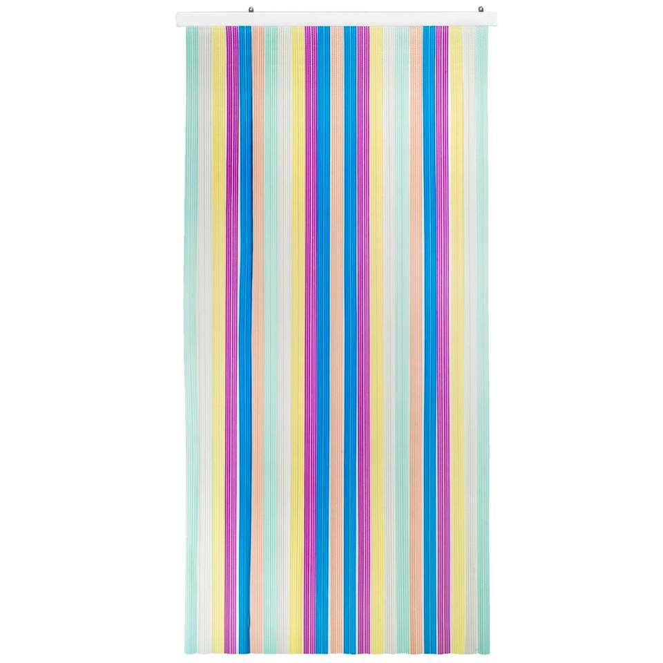 Deurgordijn Saba - multikleur - 220x93 cm