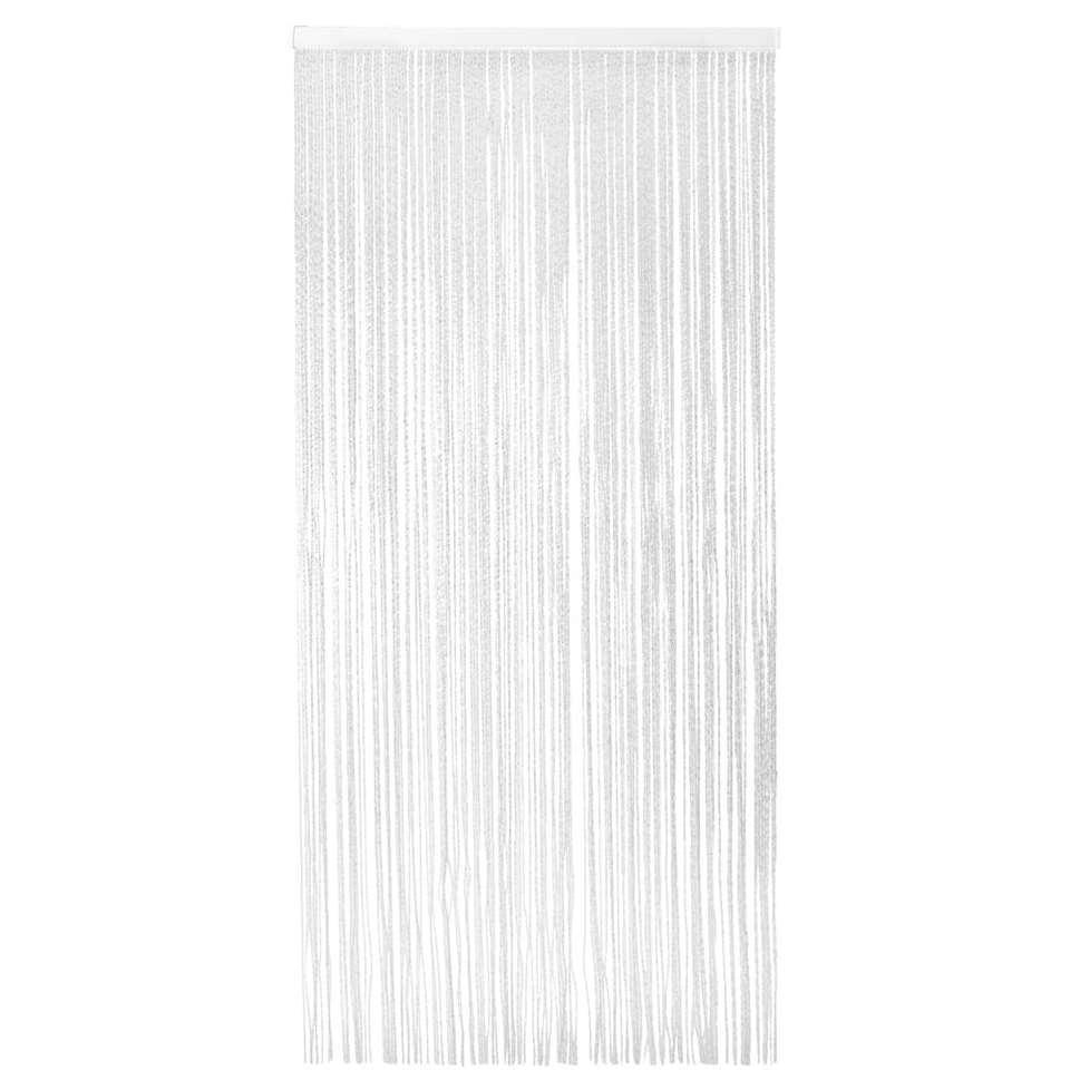 Deurgordijn Madrid - transparant - 230x93 cm