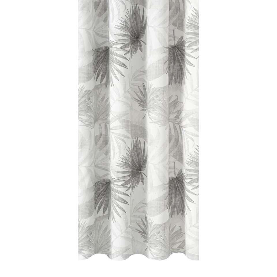 Inbetween Monaco - wit/grijs - 300 cm - Leen Bakker