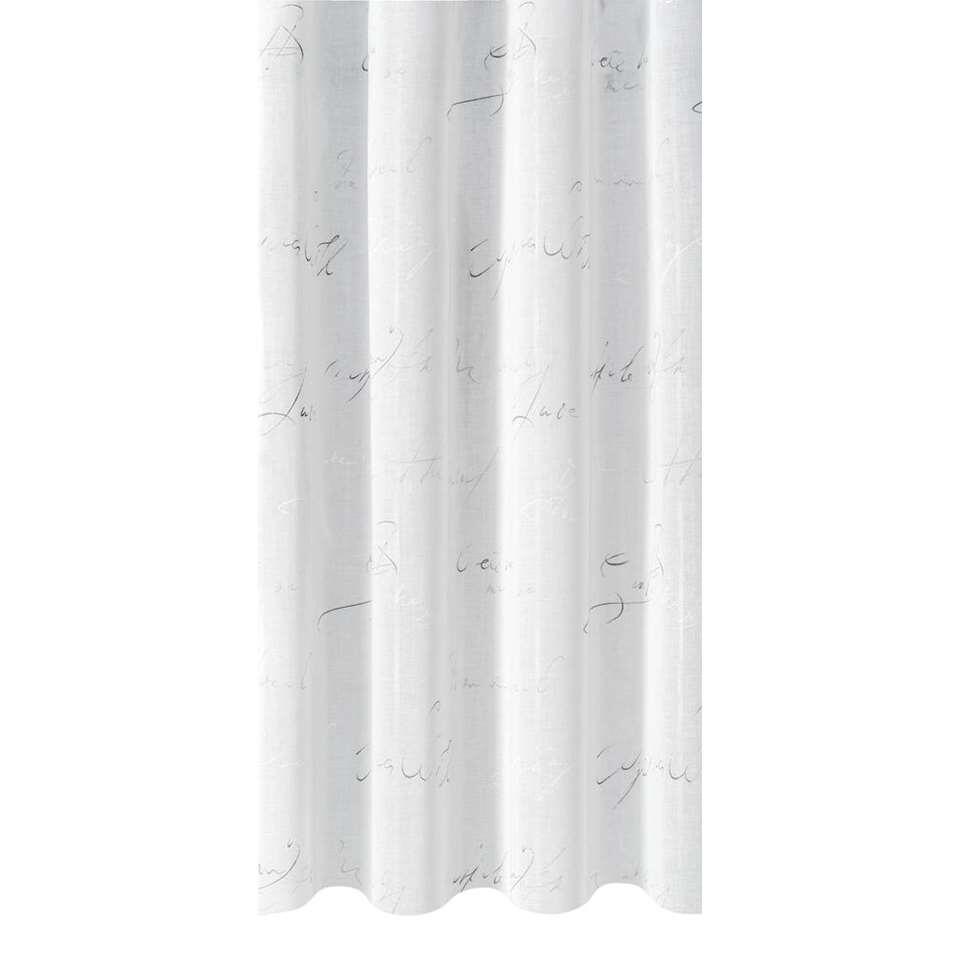 Voile Inez - off-white - 300 cm - Leen Bakker