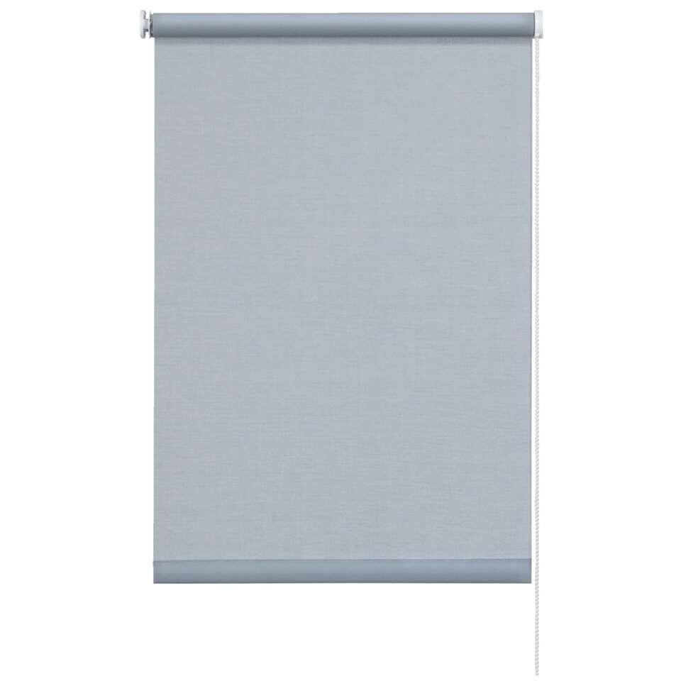Rolgordijn lichtdoorlatend - lichtblauw - 60x190 cm